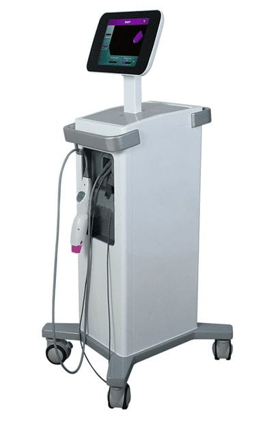 Thermage machine used to tighten skin non surgically